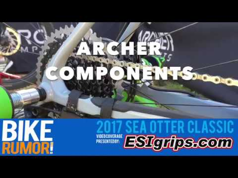 SOC17: Holy Shift Snacks! Archer Components offers universal wireless shifting for 1x MTB