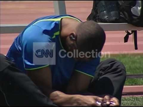 TRK: TYSON GAY WORKOUT FILE