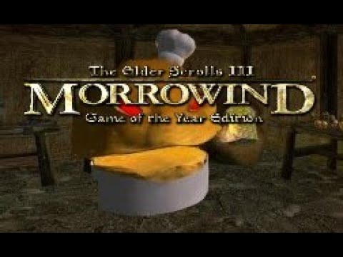 Morrowind but its all about muffins (THE STUTTER KING) |