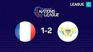🇻🇮 U.S. Virgin Islands defeats 2–1Saint Martin