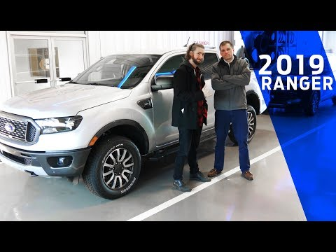 Welcome Home: An Inside Look at the 2019 Ranger
