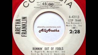 Aretha Franklin - Runnin
