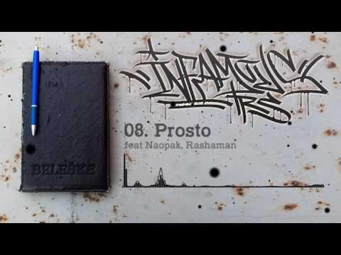 08 Infamous- Prosto feat Naopak, Rashaman (prod by Mixair)