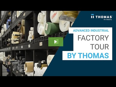 Advanced Industrial Factory Tour | Thomas
