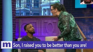 Son, I raised you to be better than you are! | The Maury Show