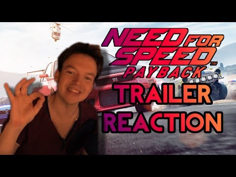 Need for Speed: Payback Trailer Reaction