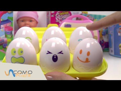 Huevos Pio Pio - Abrimos huevos SORPRESA con Peppa Pig