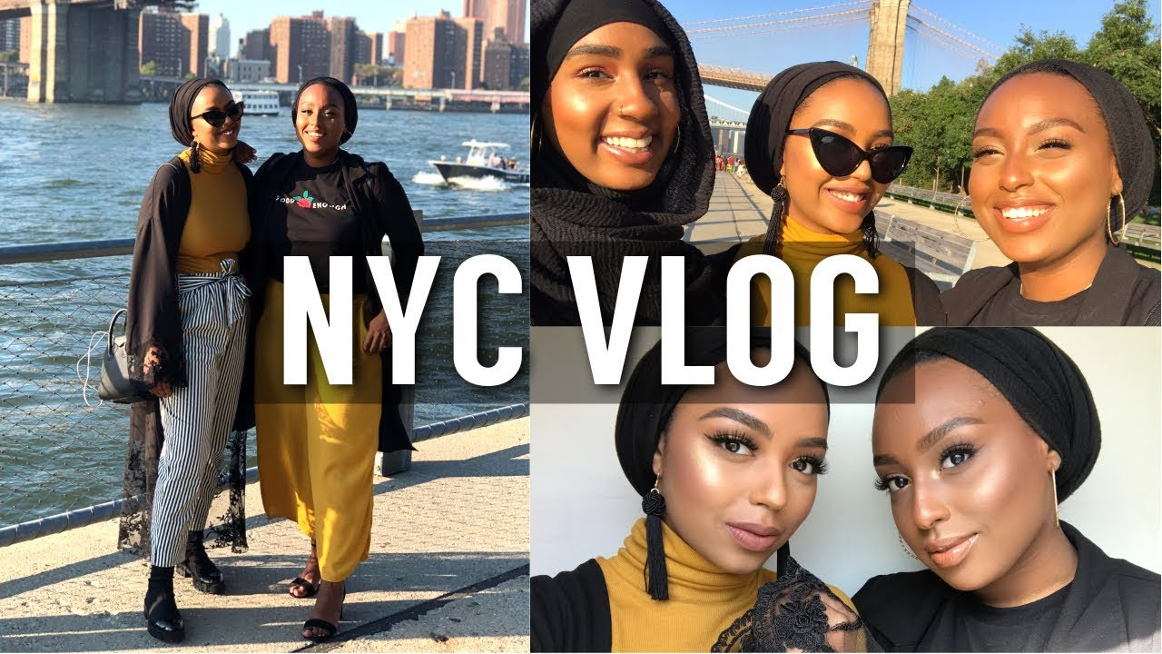 Black Girls Slay In New York City  Nyc Vlog  Aysha