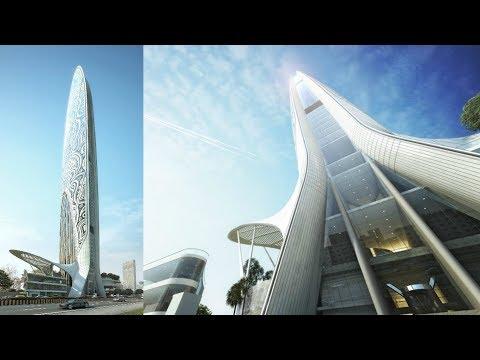 LOWER PAREL  mumbai - Namaste Tower 300 m - W Hotel  en India