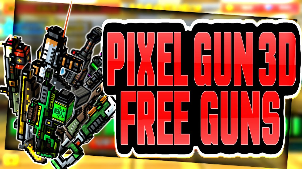 Pixel Gun 3d How To Get Free Guns Any For Hummer Fuse Box In Amazon Glitch 100 Real
