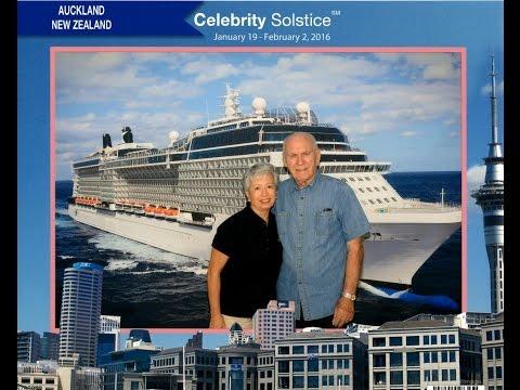 Auckland, NZ - 14 Days Australia/New Zealand Cruise - Embarkation Day