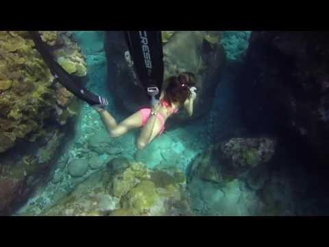 微電影 蘭嶼發現兩條魚Freediving/mermaid