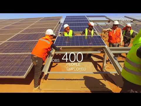 El Romero Solar Plant (Atacama, Chile) | ACCIONA