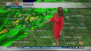 Live Doppler 13 Weather Forecast