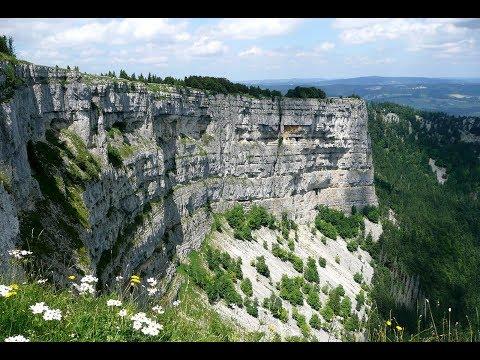 Дикая Швейцария 1 серия - Горы Юра