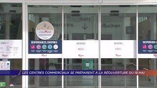 Yvelines | Les centres commerciaux se préparent à la réouverture du 19 mai