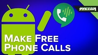 free cell phone calls with google voice