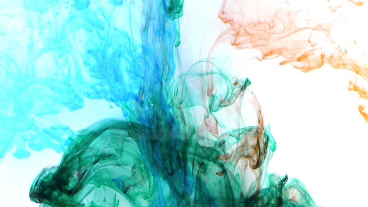 973 tintas diluyendose en agua slow efecto colores for Color agua marina pintura