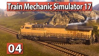 TRAIN Mechanic Simulator 2017 #4 ► ERKENNTNISSE ► PREVIEW deutsch german