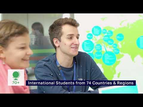 2017 Keio University Promotional Video (English Version)