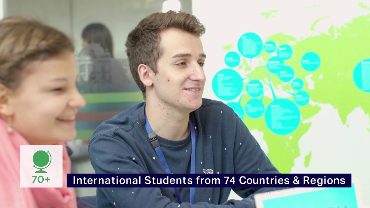 2017 Keio University Promotional Video