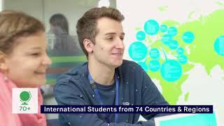 2017 Keio University Promotional Video (English Version) thumbnail
