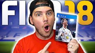 GIOCO A FIFA 18!!