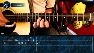 "Cómo tocar ""And I Love Her"" de The Beatles en Guitarra Acústica COMPLETO (HD) - Christianvib"