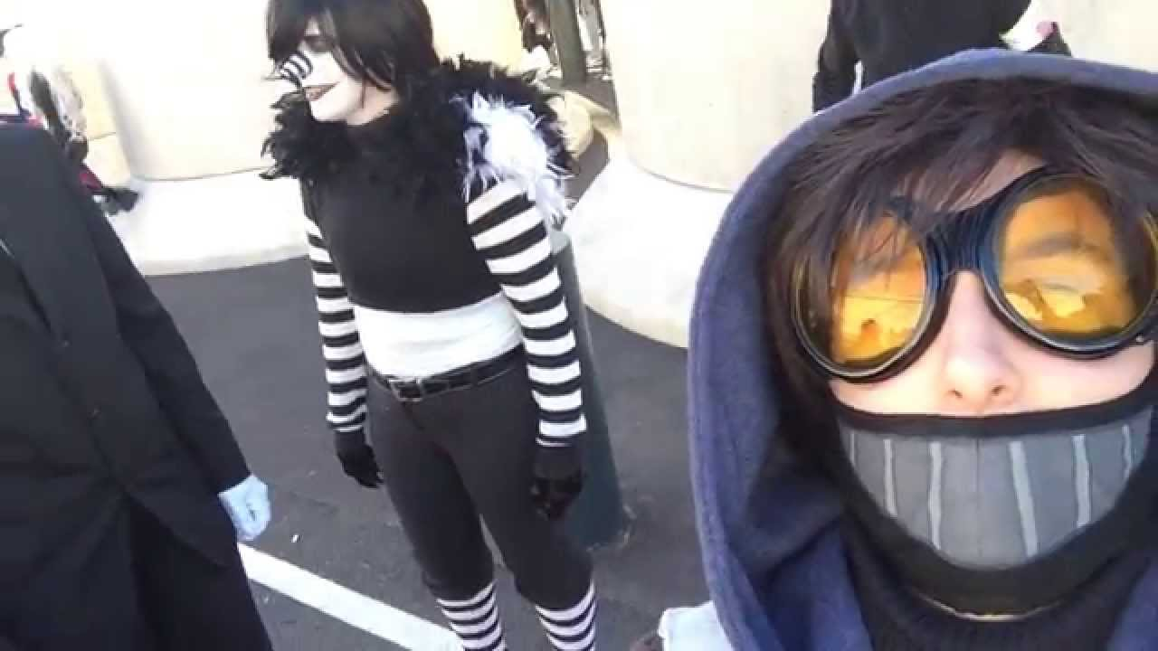 creepypastas at nycc2014 youtube
