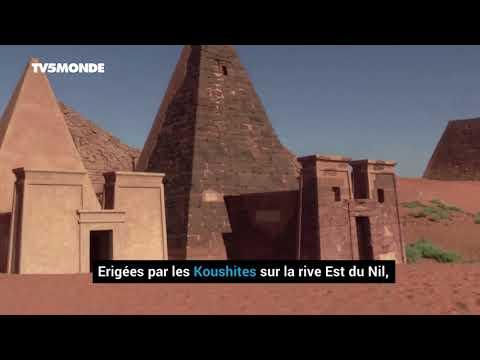 Soudan - L'autre Pays Des Pyramides, Vielles De 2500 Ans : Nouveau Vecteur De Tourisme ?