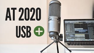 Best USB Microphone: Audio-Technica AT2020 USB+ Review