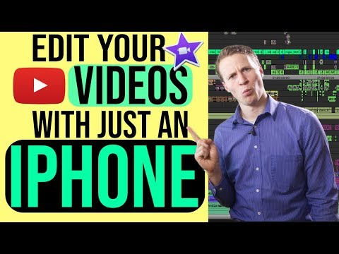 Edit your Youtube Videos on your iPhone (EASY)