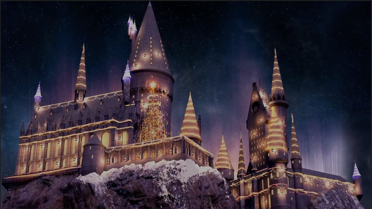 Christmas is Coming to Wizarding World of Harry Potter - Universal ...