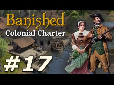 Banished: Colonial Charter (v1.71) - New Cardiff (Part 17)