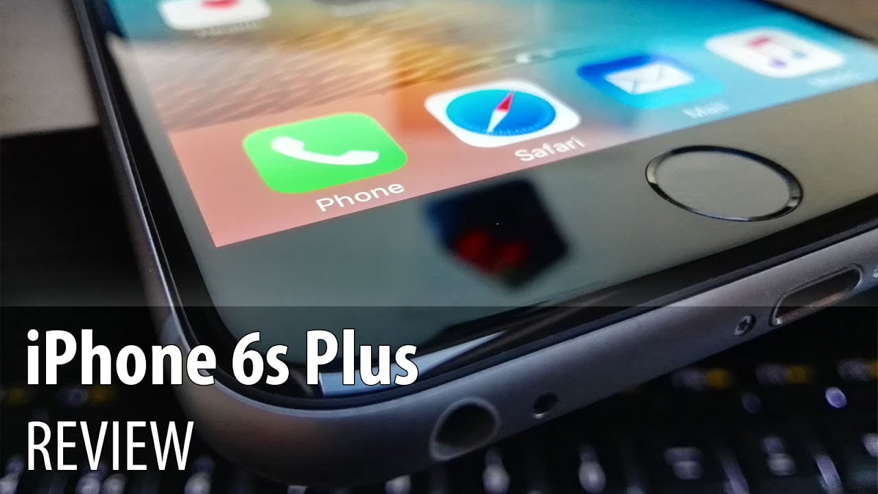iPhone 6S Plus Review GSMDome.com (Full HD/iOS 9 and 3D Touch Review)