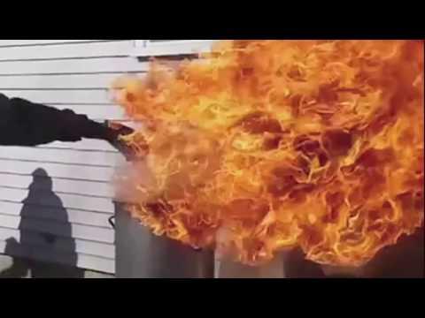 Deep Fried Turkey Fails Compilation | How not to deep fry a Turkey