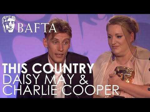 This Country Daisy May Cooper & Charlie Cooper win Breakthrough Talent | BAFTA TV Craft Awards 2018