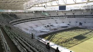 Allianz Parque, Sociedade Esportiva Palmeiras, teste de som (19-07-2014)
