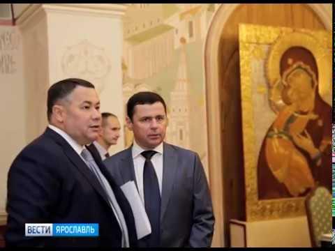 Смотреть фото Дмитрий Миронов сегодня в Москве принял участие в заседании в храме Христа Спасителя новости россия москва