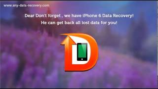 Top Mac Data Recovery Software for iPhone 6 and iPhone 6 Plus