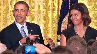President Obama's Funny