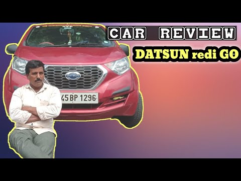 Car review   DATSUN redi GO   Latest car of DATSUN