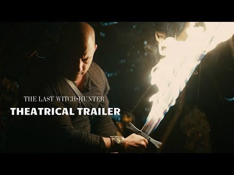 The Last Witch Hunter (2015) Theatrical Trailer | HD