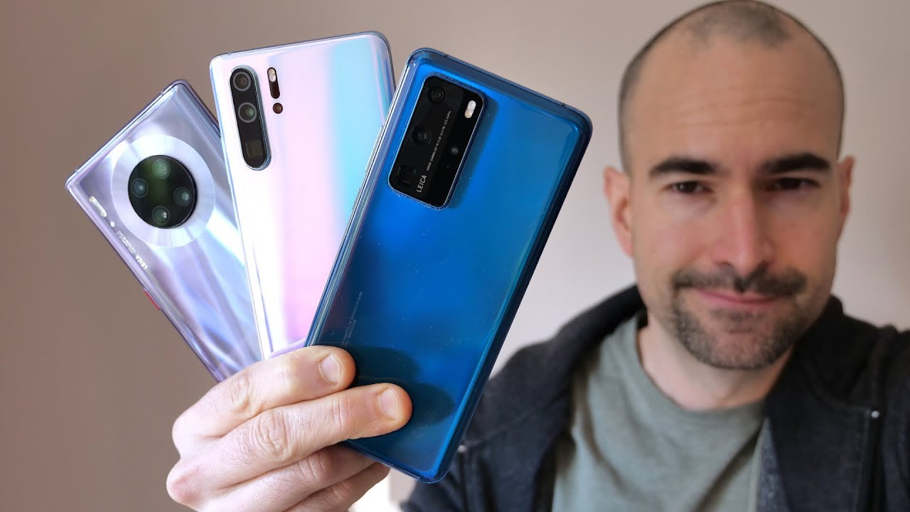 Huawei P40 Pro vs Mate 30 Pro vs P30 Pro | Which Huawei Phone is Best For Me?