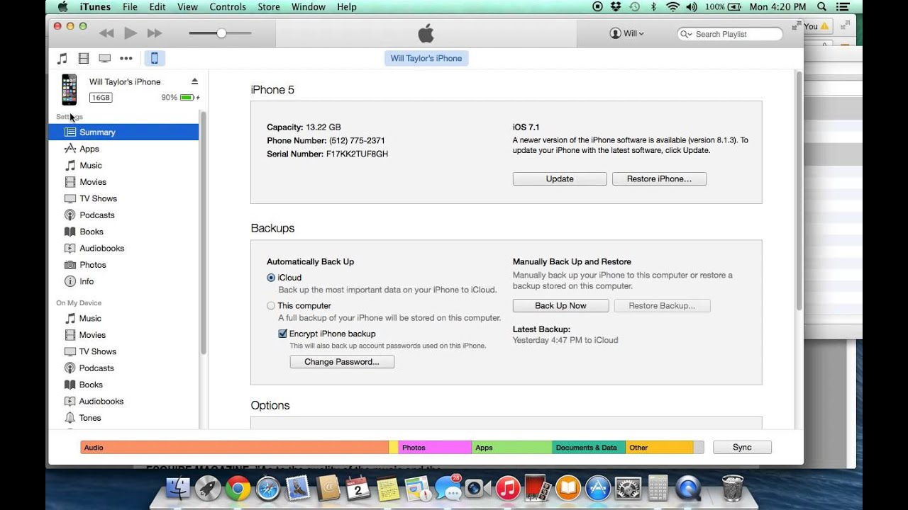How to transfer music from computer to ipod with itunes