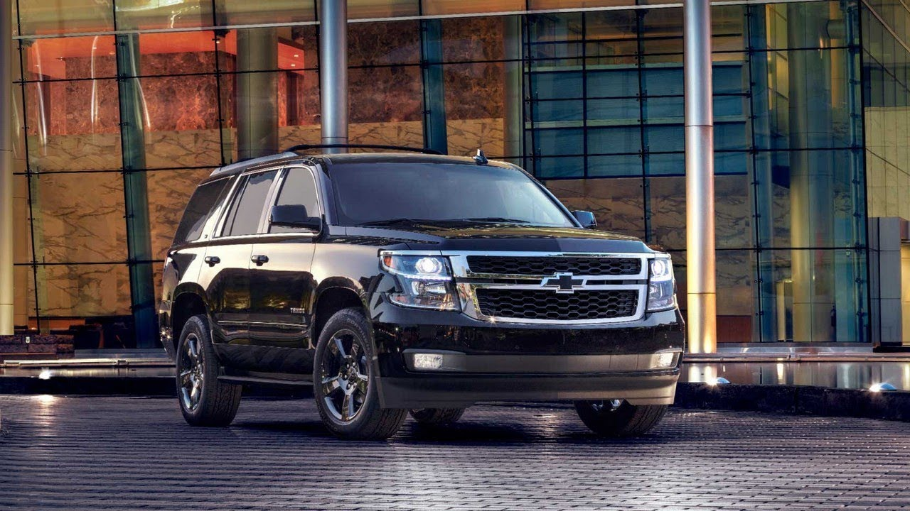 Chevrolet Tahoe Z 71 Ltz Hybrid 2017 Interior And Feature Specs Full Review Autohighlights