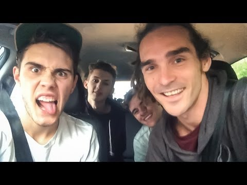 LADS HOLIDAY ROADTRIP