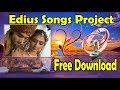 Ek Dil Ek Jaan (Padmavati) - EDIUS Songs Project free downlod