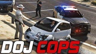 Dept. of Justice Cops #267 - Oogle 3.0 Software! (Criminal)