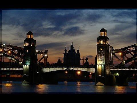 VLOG: Мосты Санкт-Петербурга